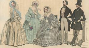 Silhouet, ca. 1840