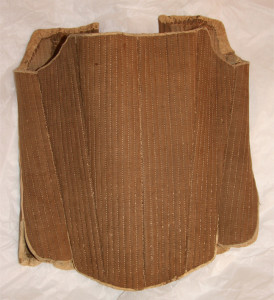 Rijglijf, ca 1740