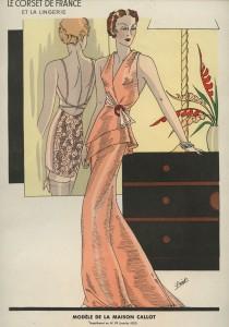 Bh en korset, 1937