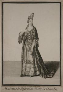 Onderkleding anno 1700