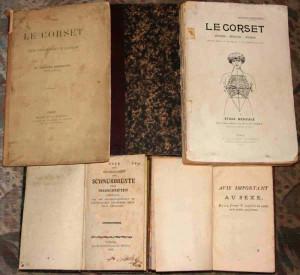Medische publicaties over het korset, 1770 -1910