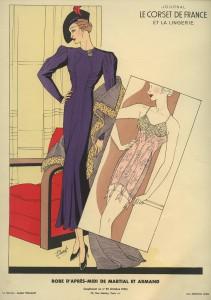 Korselet, 1936