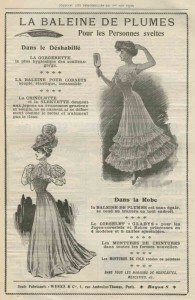Valse boezem, weeks & Cie, 1906
