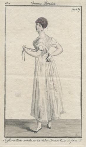X-vormig korset, 1810