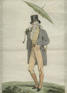 Dandy, ca. 1810