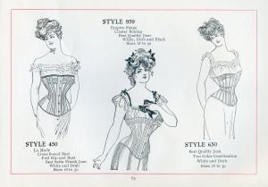 American Beauty Corsets, 1906